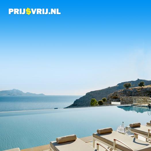 Luxe hotels - Lindos Blu - Griekenland