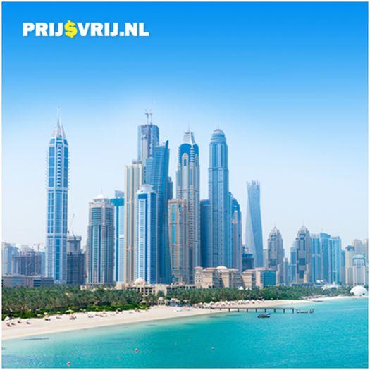 Vakantie Dubai - Dubai Marina