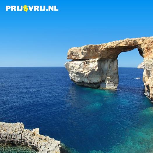 Vakantie Malta - Azure Window