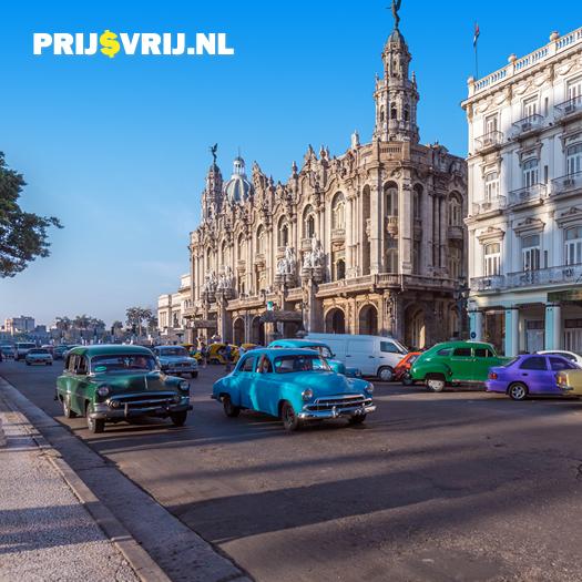 Vakantie naar Cuba - Havana