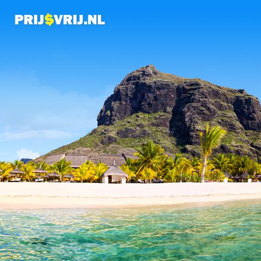 Vakantie Mauritius - Uitzicht op Le Morne