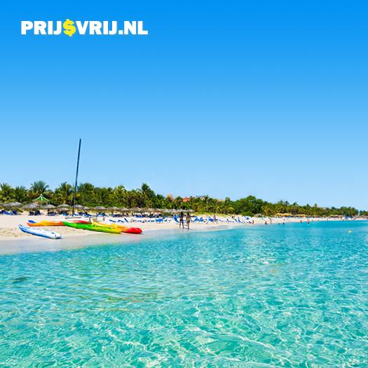 Vakantie naar Cuba - Varadero strand