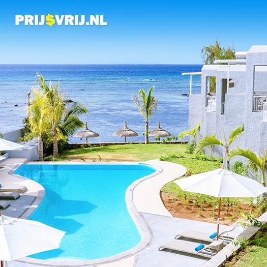 Vakantie Mauritius - Hotel Voile BleueVakantie Mauritius - Hotel Voile Bleue