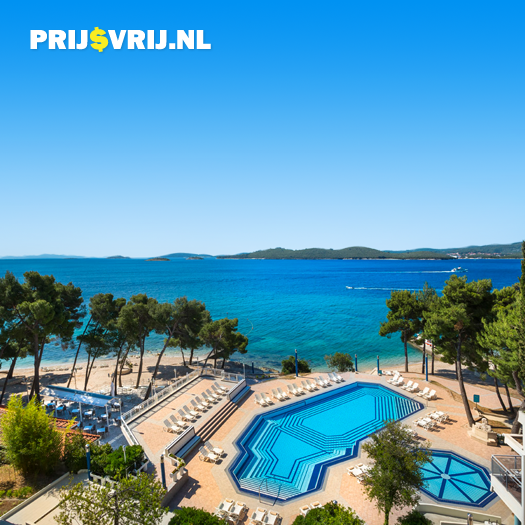 Vakantie Kroatië - Aminess Grand Azur