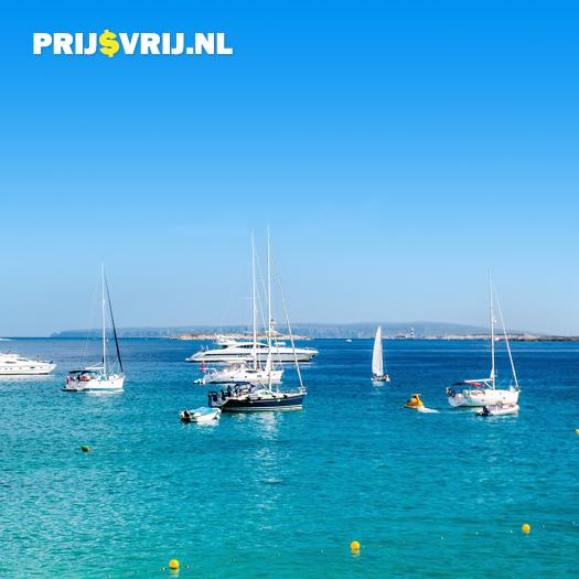 Vakantie Ibiza - Las Salinas Beach