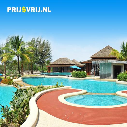 Strandhotels Thailand - Apsara Beachfront Resort en Villas