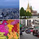 Reisverslag Thailand (deel 1): wereldstad Bangkok