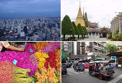 Foto's Bangkok