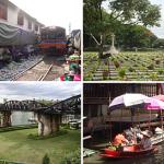 Reisverslag Thailand (deel 2): Kanchanaburi & River Kwai