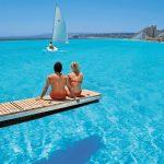 Het grootste zwembad ter wereld ligt in Chili
