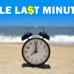 Last Minute vakantie, Last Second vakanties… wat betekent dat?