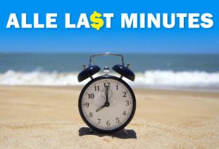 Voorbeeld reclame Last Minutes Prijsvrij.nl