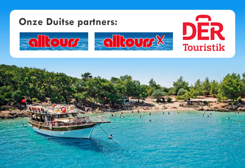 Duitse touroperators logo