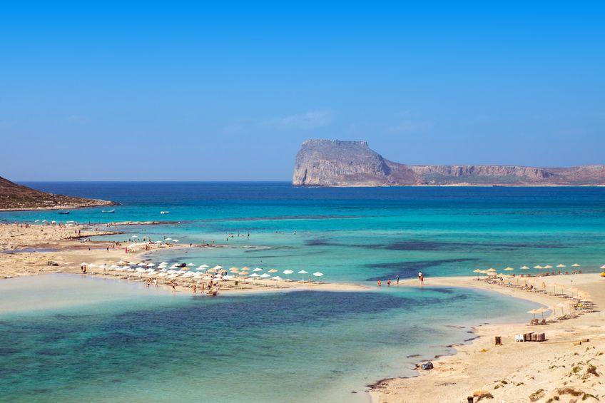 Mooiste stranden van Europa - Kreta