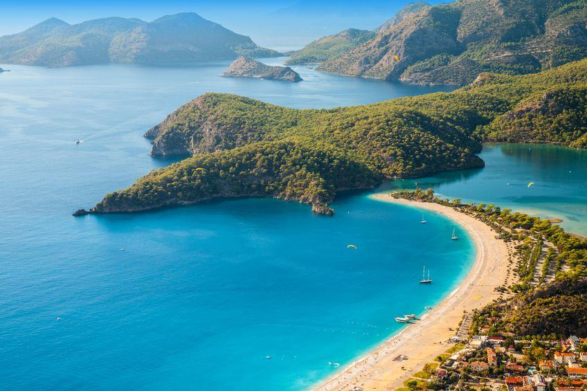 Mooiste stranden van Europa - Oludeniz