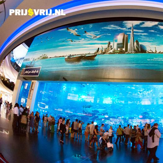 Vakantie Dubai - Dubai Mall