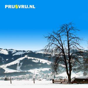 Wintersport Oostenrijk - Kitzbuhel kirchberg