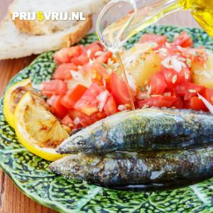 Gastronomie: heerlijke vis