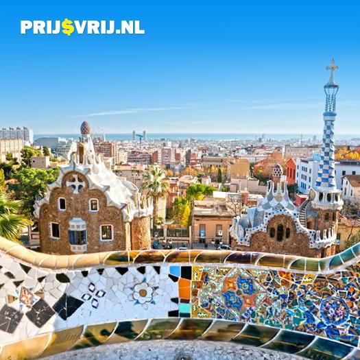 De indrukwekkende stad Barcelona