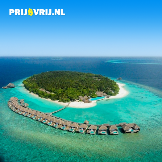 Luxe hotels - Dusit Thani Malediven