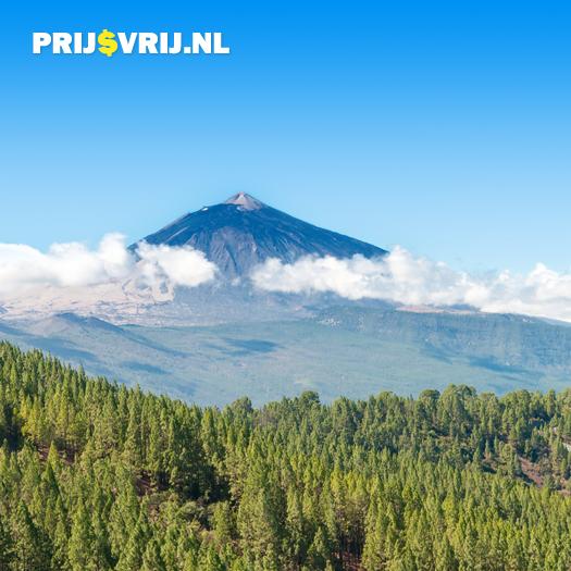 Canarische Eilanden - Berg Pico de Teide