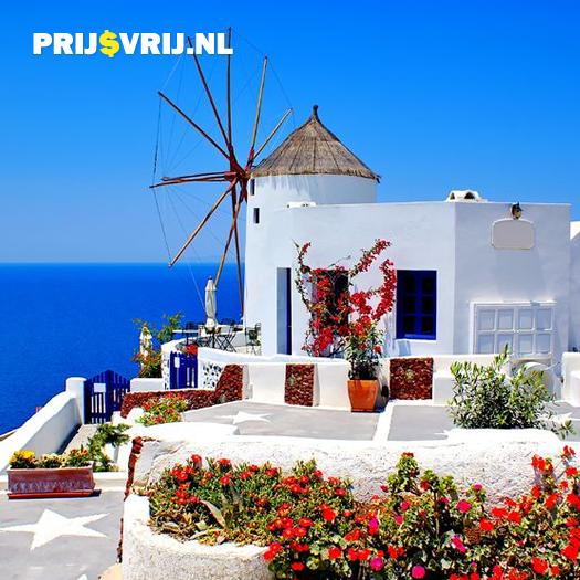 Vakantie Kreta - Santorini