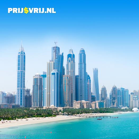 Kerstvakantie - Dubai