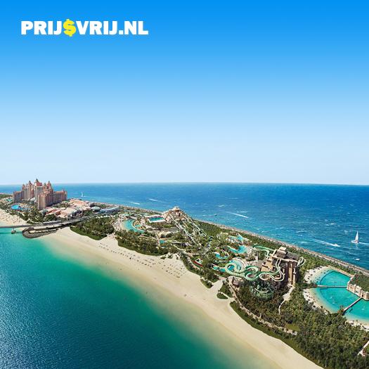 Vakantie Dubai - Hotel Atlantis The Palm