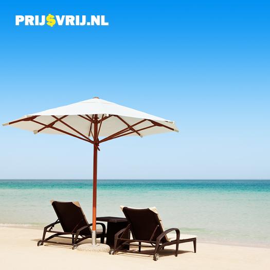Vakantie Dubai - Het strand bij Jumeirah Beach