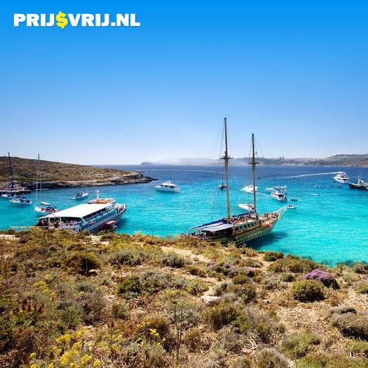 Vakantie Malta - Blue Lagoon Comino
