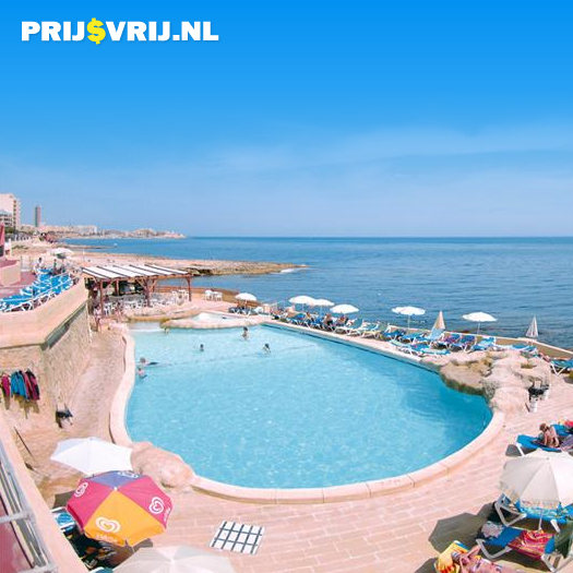 Vakantie Malta - hotel Preluna en Spa