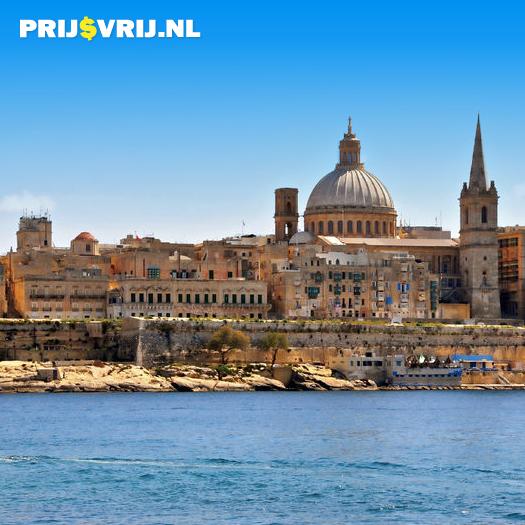Vakantie Malta - Valletta