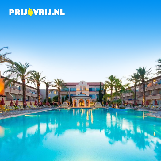 Vakantie Cyprus - Napa Plaza