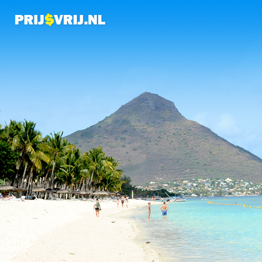 Vakantie Mauritius - Flic en Flac