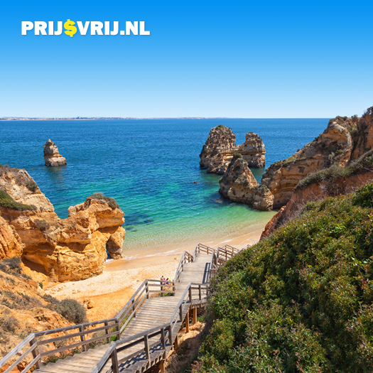 Vakantie Algarve - Beach Praia do Camilo