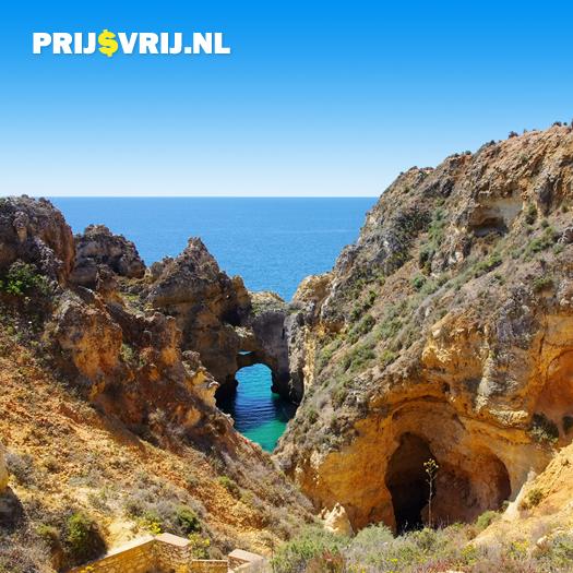 Vakantie Algarve - Ponta da Piedade