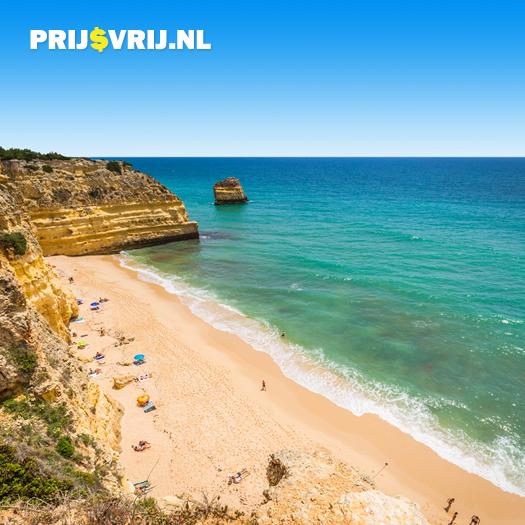Vakantie Algarve - Praia da Marinha