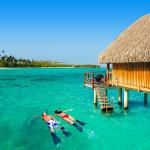 Swim up kamers: de leukste vakantietrend