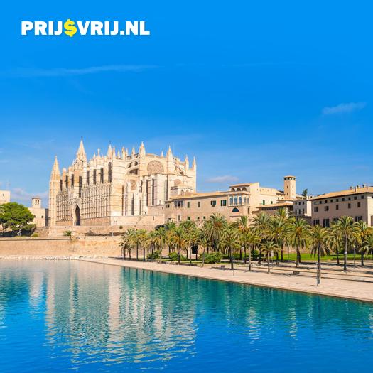 Kathedraal 'La Seu' in Palma, Mallorca