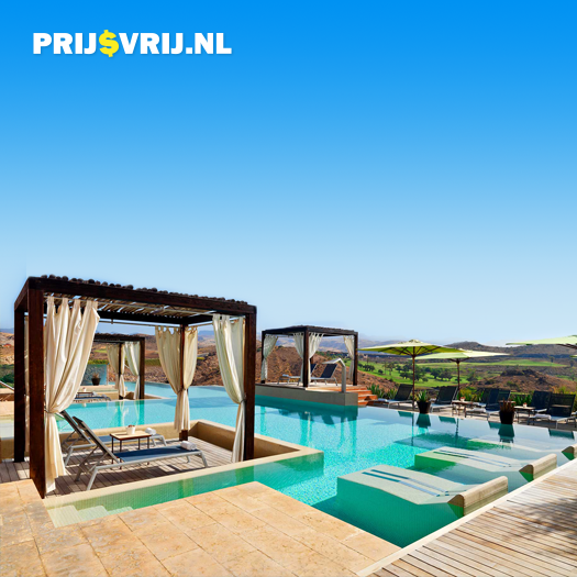 Uitzicht bij Sheraton Salobre Golf Resort en Spa, Maspalomas - Gran Canaria