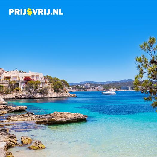 Vakantie Mallorca - Cala Fornells