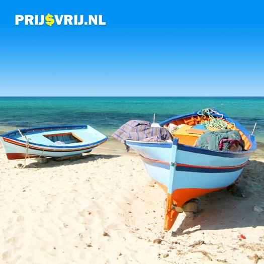 Tunesië - strand