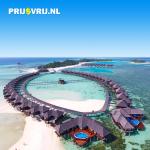 De mooiste waterbungalows van de Malediven!