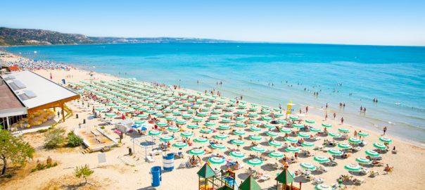 Zonnestrand Sunny Beach - Bulgarije