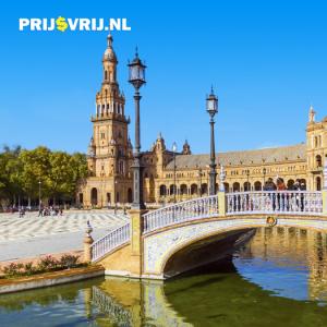 Stedentrip Spanje Sevilla