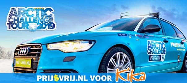 Arctic Challenge Prijsvrij.nl voor Kika