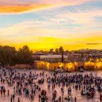 Marrakech, de stad van de kleuren