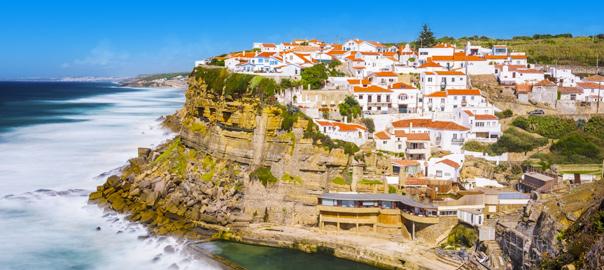 Kustplaats Portugal