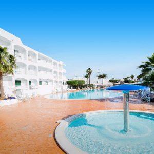 Zwembad Gavimar Ariel Chico Club hotel Mallorca