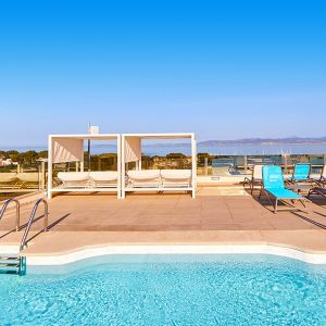 Zwembad MLL Mediterranean Bay hotel